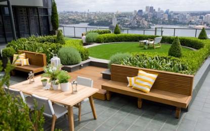 КРОВНИ ГРАДИНИ – Зелени покриви во градот