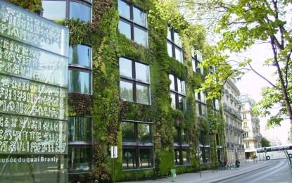 ВЕРТИКАЛНИ ГРАДИНИ – Зелена архитектура