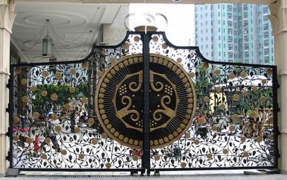 Огради и порти од ковано железо за елегантен екстериер