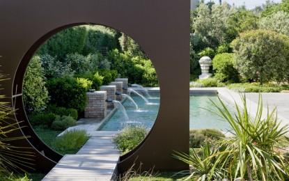 Раскошните градини на Dominique Lafourcade