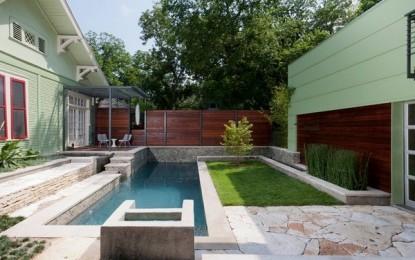 Мали базени за вашиот двор во лето