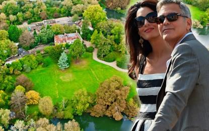 Клуни и Амал го одбраа своето љубовно гнездо