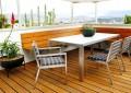 Тренди мебел за тераси и градини