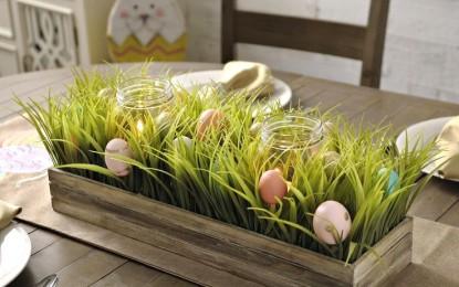 (ФОТО): Идеи за уредување на домот за Велигден