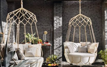 Комфор за вашата градина | Gravity софа