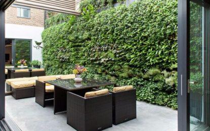 16 предлог идеи за вертикални градини