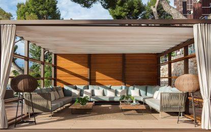 Идеален градинарски мебел со врвен италијански дизајн