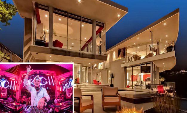 Холивудскиот дом на DJ Avicii