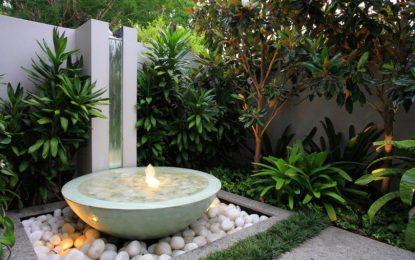 Фонтана во дворот: Сè што треба да знаете