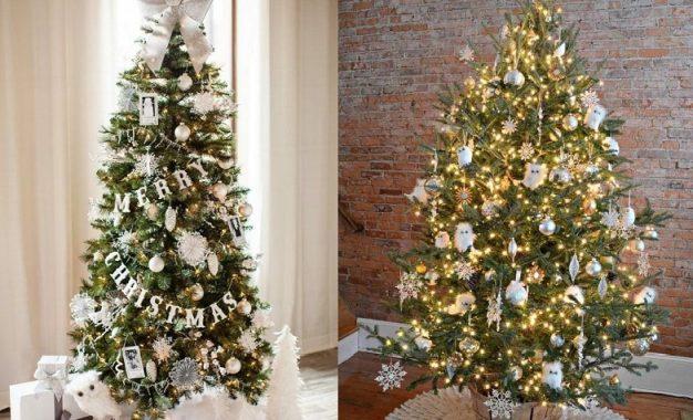 Идеи за декорација на новогодишна елка (ФОТО)