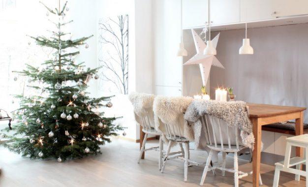 Како скандинавците ги украсуваат своите домови за Божиќ и Нова Година?