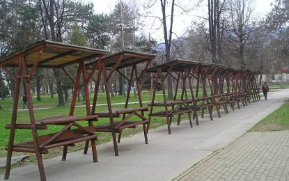 """ЈП """"Паркови и зеленило"""" со свое учество во """"Денови на пролетта – Денови на екологијата"""""""