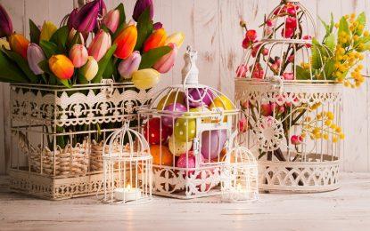 Декорации за Велигден кои ќе ве направат повесели за празниците (ФОТО)