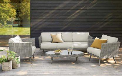 Совршен мебел за уживање во топлите денови