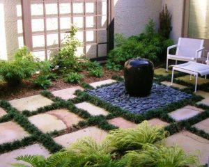 Мали фонтани за идеален зен амбиент во градината