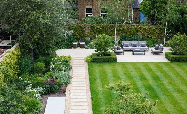 Дали уредувањето и одржувањето на дворот е напор или задоволство?